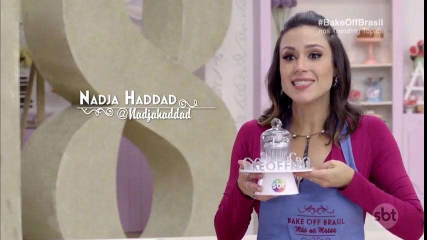 Nadja Haddad (Foto: Reprodução)