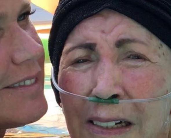 Mãe da apresentadora Xuxa Meneghel morreu aos 81 anos. (Foto: Reprodução/Instagram)