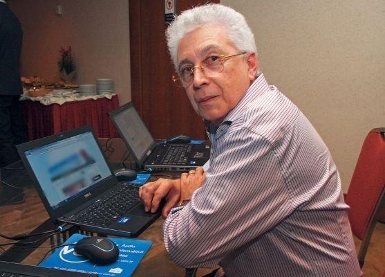 O autor Aguinaldo Silva (Foto: Divulgação)