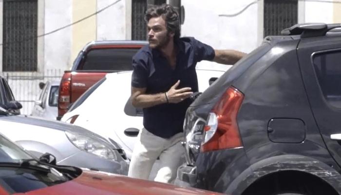 Beto (Emílio Dantas) em cena de Segundo Sol (Foto: Divulgação/Globo)