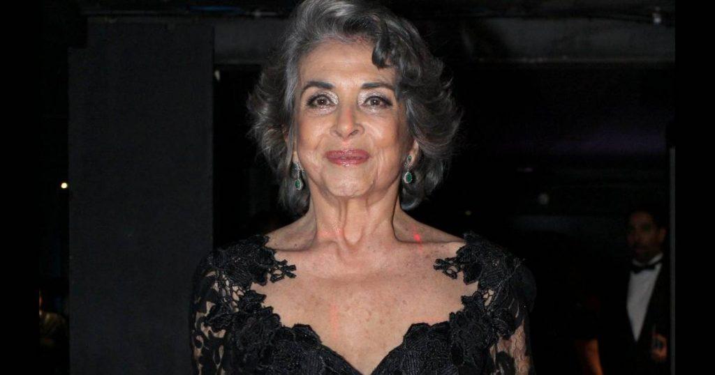 A atriz Betty Faria. (Foto: Divulgação)