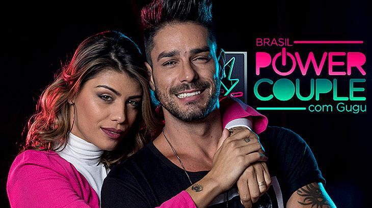 Power Couple - Franciele e Diego (Foto: Divulgação)