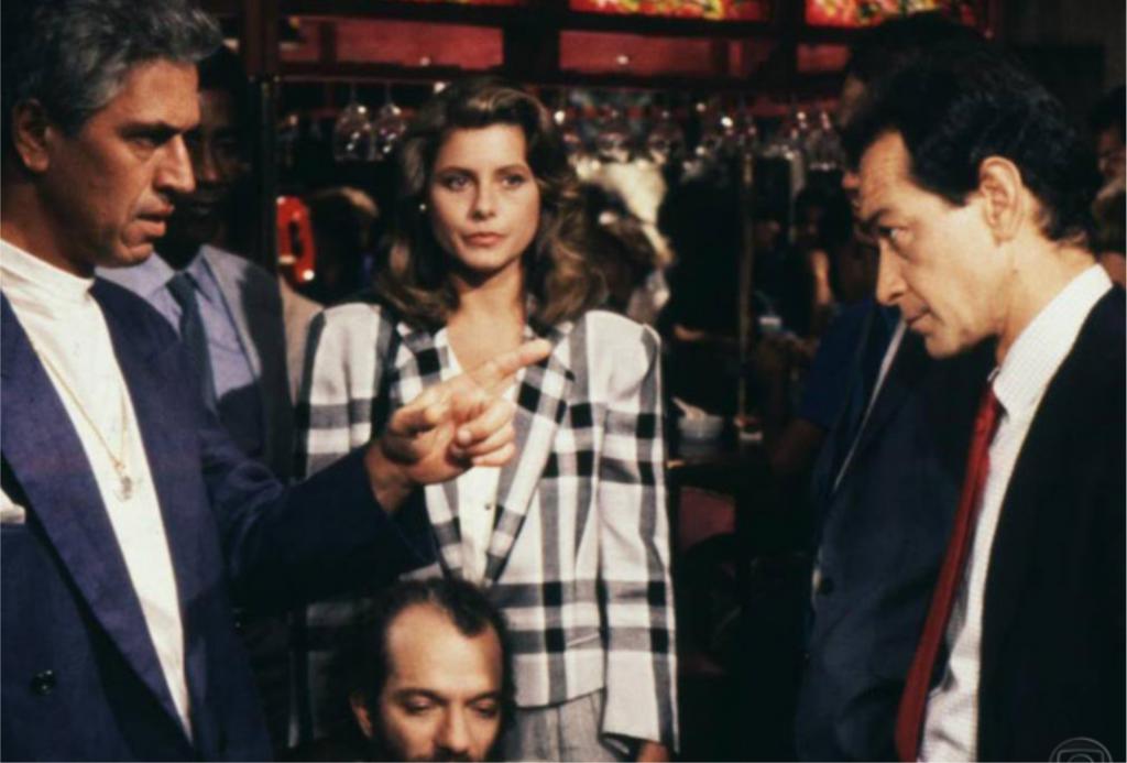Novela Mandala foi um fenômeno de audiência em 1987 (Foto memória Globo)