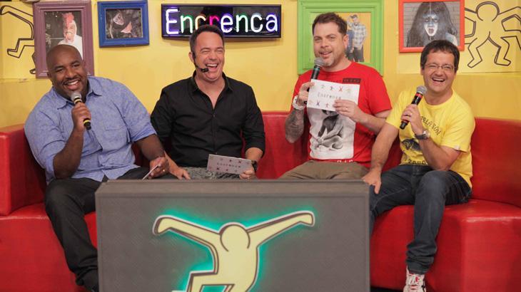 Encrenca, sucesso na RedeTV!, teria recebido convite da Band. (Foto: Reprodução)