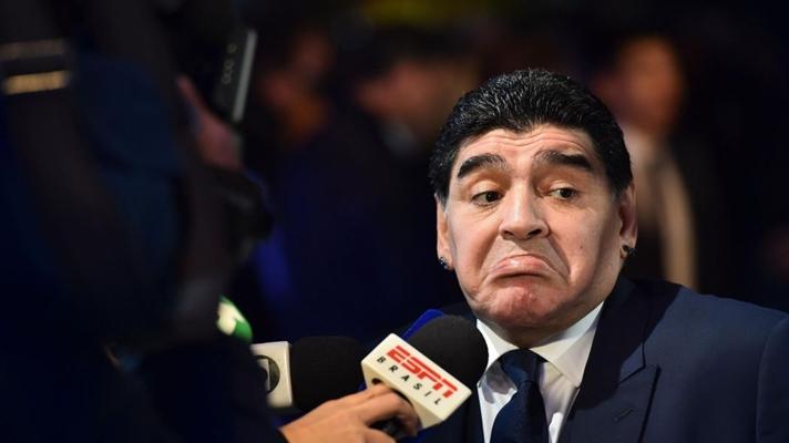 Amazon produzirá série documental sobre Diego Maradona. (Foto: Divulgação)