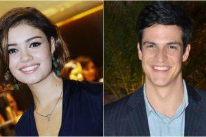 Sophie Charlotte e Mateus Solano serão estrelas da minissérie. (Foto: Montagem/Divulgação)