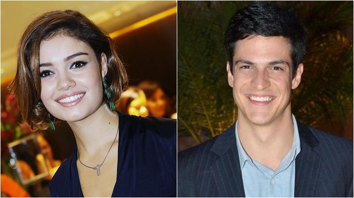 Sophie Charlotte e Mateus Solano serão estrelas da nova minissérie da Globo. (Foto: Montagem/Divulgação)