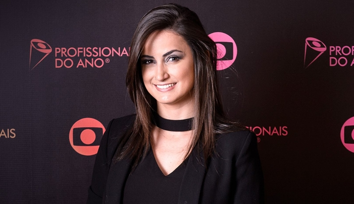 Mari Palma surgiu em um clique inédito de quando ainda estava na faculdade CNN Brasil (Foto: Divulgação)