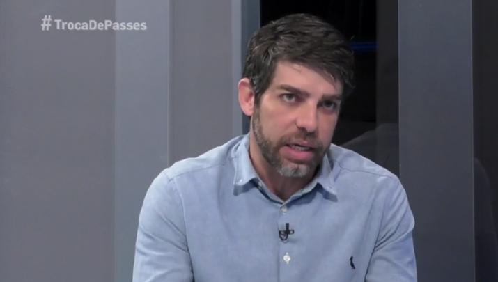 Juninho Pernambucano pediu demissão da Globo. (Foto: Reprodução)