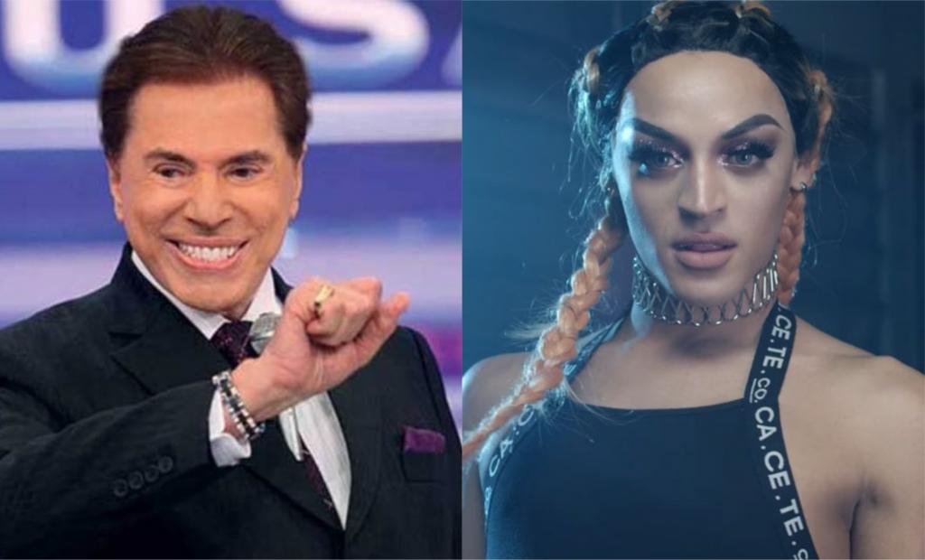 Pergunta feita no programa de Silvio Santos foi considerada como um ataques aos gays (Foto montagem: TV Foco)