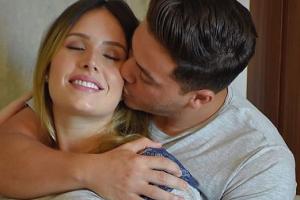 O cantor Wesley Safadão e sua esposa Thyane Dantas. (Foto: Reprodução/Instagram)