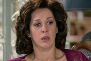 Safira (Claudia Raia) em cena de Belíssima (Foto: Reprodução/Globo)