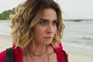 Luzia (Giovanna Antonelli) em cena de Segundo Sol (Foto: Reprodução/Globo)