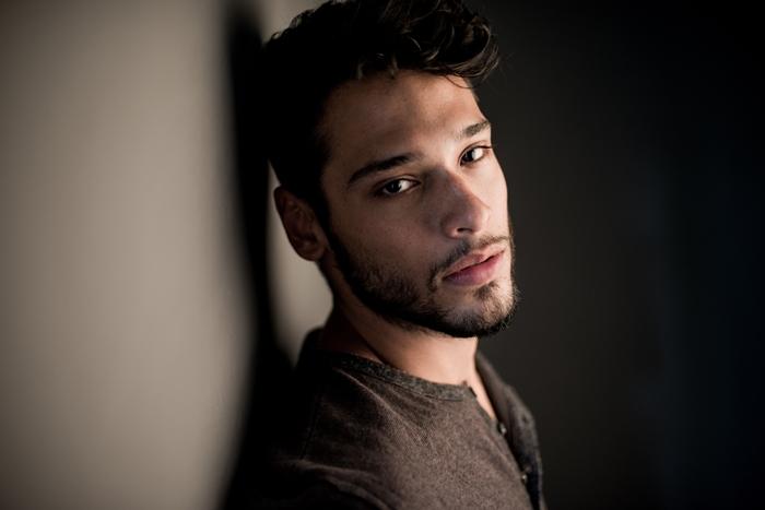 O ator Bruno Fagundes (Foto: Divulgação)