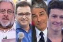 Apresentadores da Globo, SBT, Record e demais emissoras brigam feio nos bastidores
