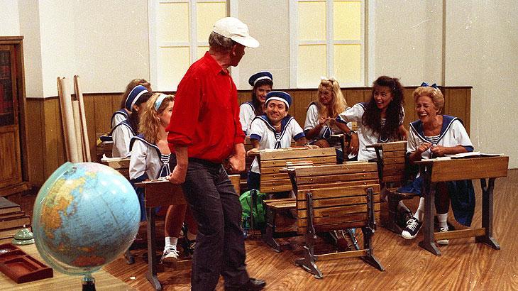 Programa A Escolinha do Golias (Foto: Reprodução)