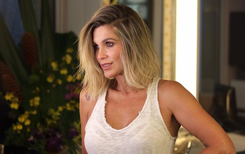 A atriz Flávia Alessandra estará em O Sétimo Guardião, próxima novela das nove da Globo. (Foto: Reprodução/Instagram)