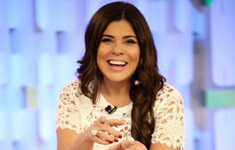 Mara Maravilha, ex-apresentadora do Fofocalizando (Foto: Reprodução/Instagram)