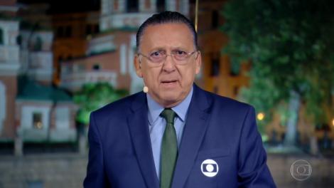 Galvão Bueno pode ter empresa acionada na Justiça por causa de dívida (Foto: Reprodução/Globo)