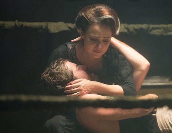 Julieta (Gabriela Duarte) e Camilo (Maurício Destri) em Orgulho e Paixão (Foto: Globo/Raquel Cunha)