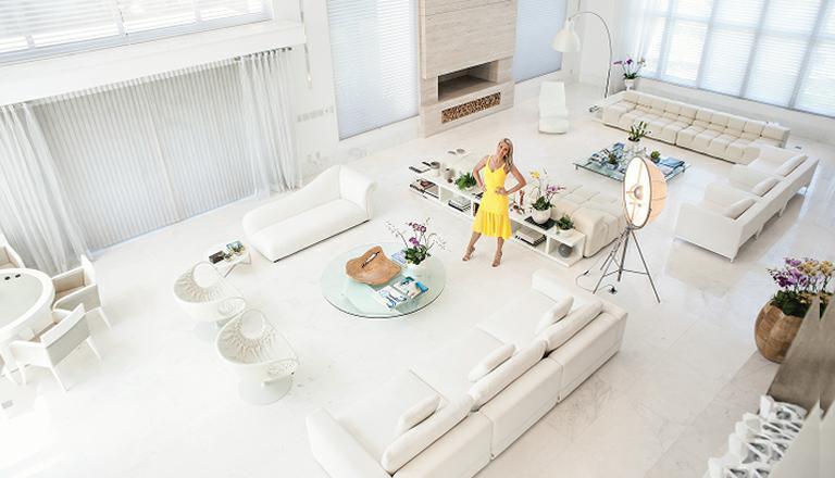 Casa de Ana Hickmann (Foto: Reprodução)