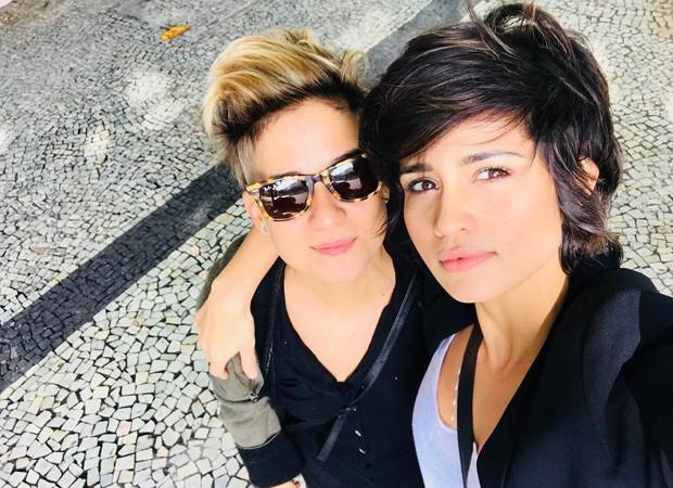 Lan Lanh e Nanda Costa (Foto: Reprodução Instagram)