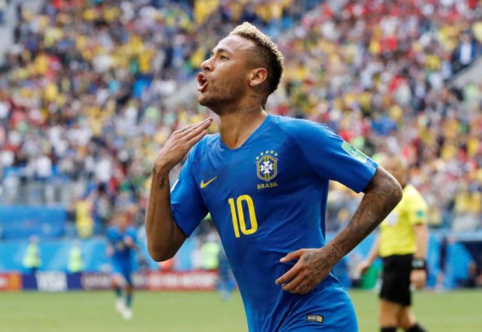 Neymar novamente foi destaque na transmissão da Globo (Foto: Carlos Garcia Rawlins/Reuters)