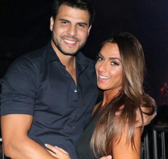 Nicole Bahls e Marcelo Bimbi (Foto: Reprodução)