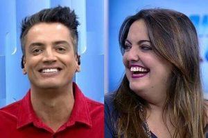 Leo Dias e Fabiola Reipert (Foto: Reprodução)