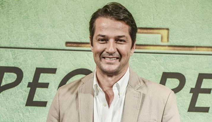 Marcelo Serrado integra o elenco de remake de Amores Roubados nos EUA. (Foto: Divulgação)