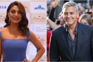 Juliana Paes estará em evento que prestigiará George Clooney. (Foto: Montagem/Divulgação)