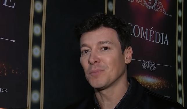 O apresentador Rodrigo Faro. (Foto: Reprodução)