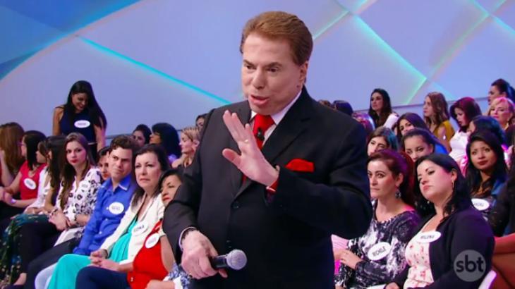 Silvio Santos faz criança chorar em gravação do seu programa no SBT e causa irritação de apresentador