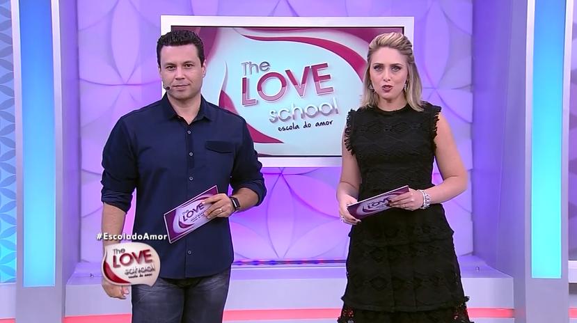 The Love School afundou a audiência da Record (Foto: Reprodução)