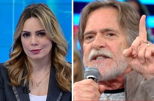 "Rachel Sheherazade detona José de Abreu: ""Convence bem no papel de crápulas"""