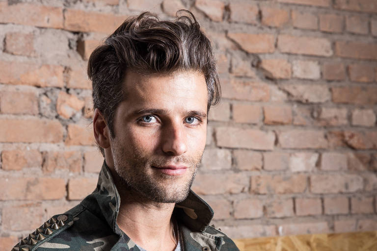 O ator Bruno Gagliasso (Foto: Divulgação)
