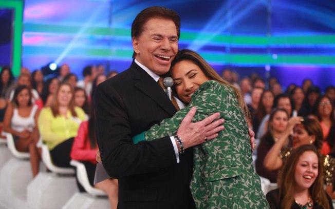 Silvio Santos escolheu Patricia Abravanel para substituí-lo (Foto: Reprodução)