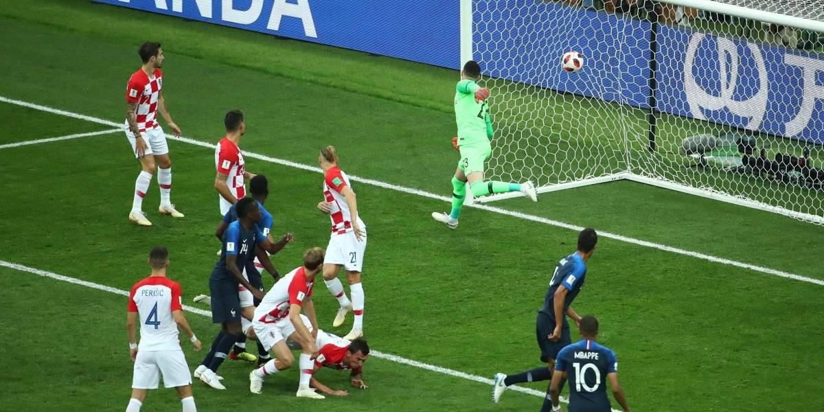 França bateu a Croácia na final da Copa do Mundo (Foto: Reprodução)