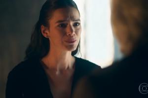 Catarina (Bruna Marquezine) em cena de Deus Salve o Rei (Foto: Reprodução/Globo)
