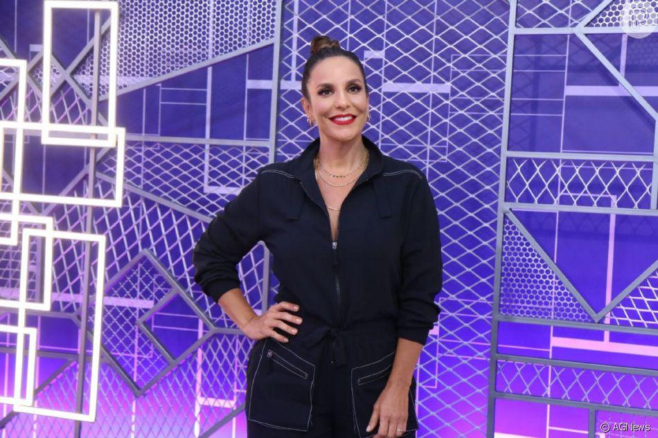 A cantora Ivete Sangalo (Foto: Divulgação/AgNews)