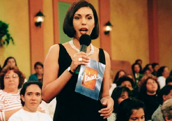 Márcia Goldschmidt estreava no SBT e causaria uma revolução na TV com temas populares