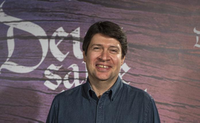 Daniel Adjafre, autor de Deus Salve o Rei (Foto: Divulgação)