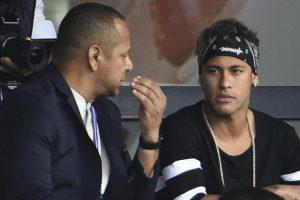Neymar Santos e Neymar Júnior (Foto: Divulgação)