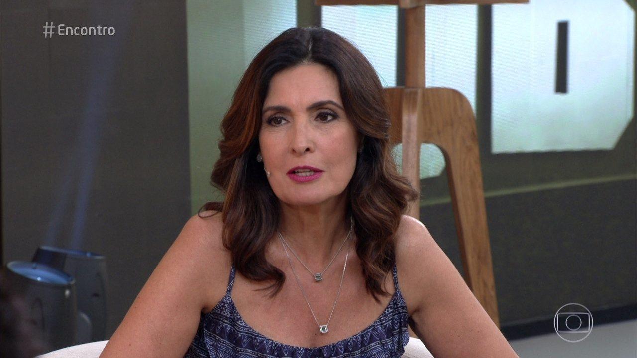 Fátima Bernardes (Foto: Reprodução)