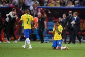 Brasil é eliminado (Foto: Divulgação)
