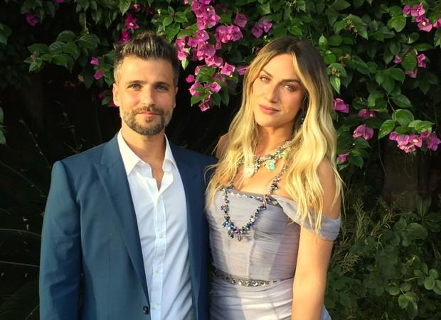 Bruno Gagliasso e Giovanna Ewbank (Foto: Raquel Pinheiro/Quem)