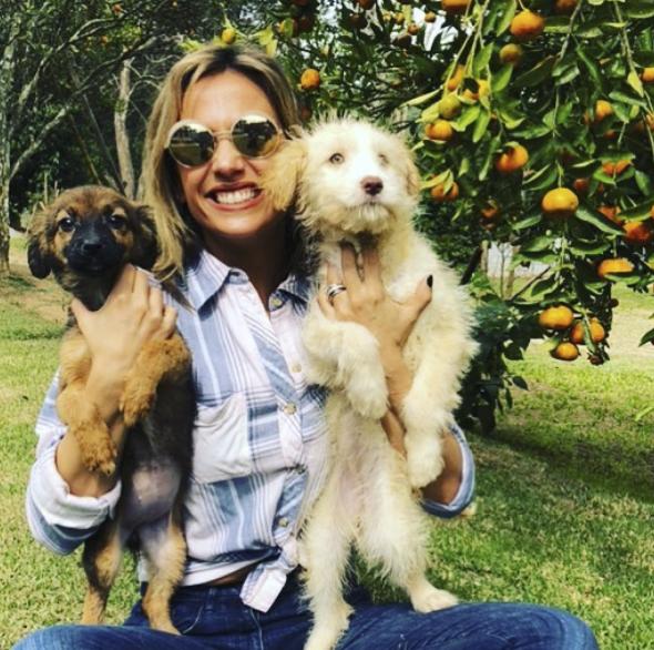 Luisa Mell (Foto: Reprodução/ Instagram)