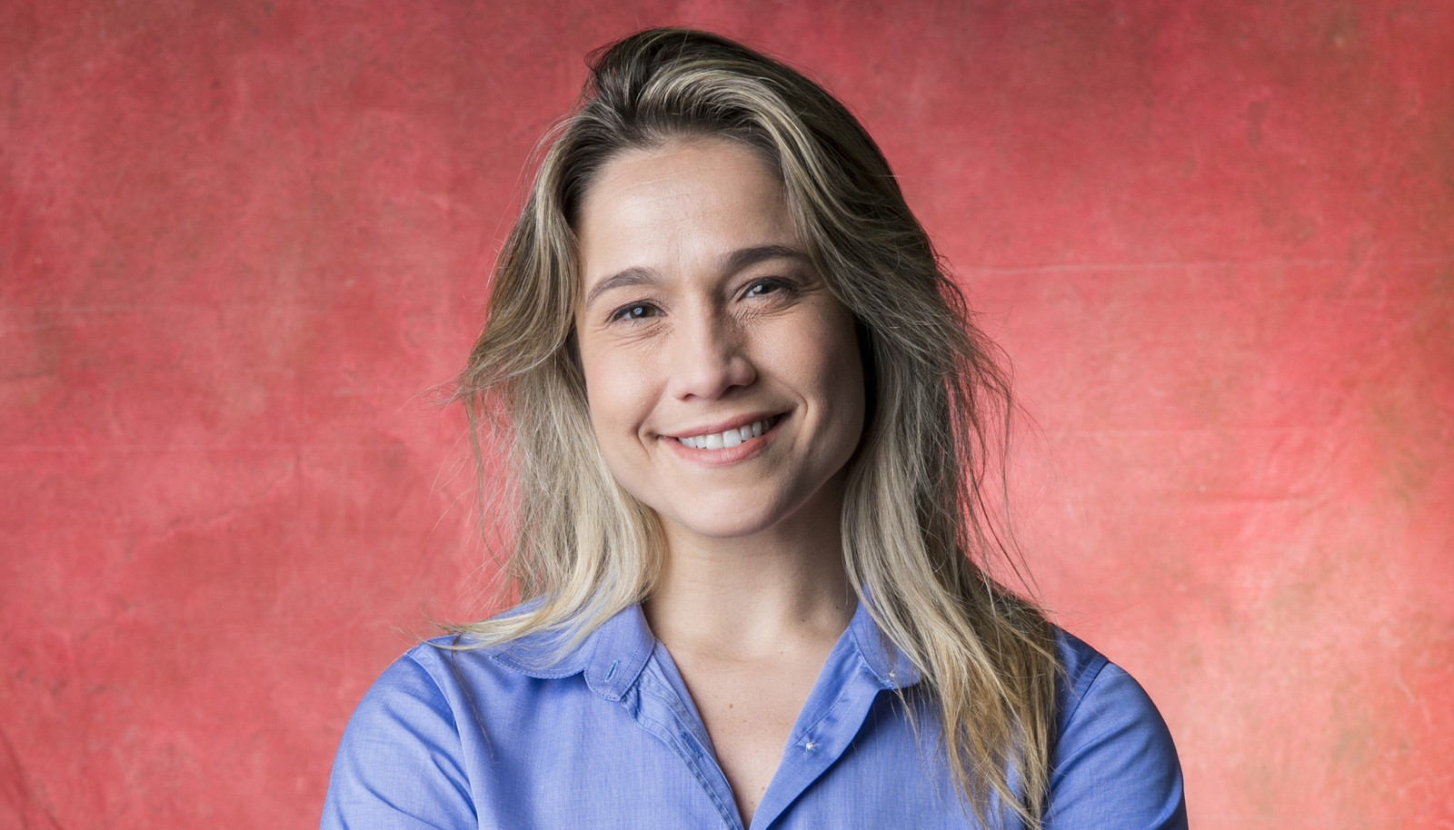 A jornalista Fernanda Gentil (Foto: João Miguel Junior / Globo)