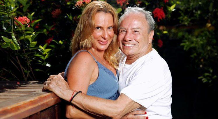Marilene Saad e Stênio Garcia (Foto: Divulgação)