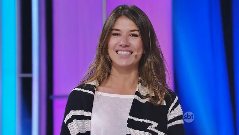 Rebeca Abravanel, filha de Silvio Santos (Foto: Reprodução)